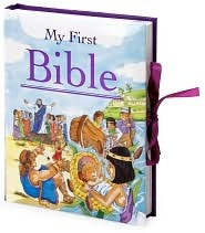 My First Bible by Parragon Publishing