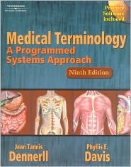 Medical Terminology: A Programmed Systems Approach [With CDROM]