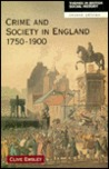 Crime and Society in England 1750-1900