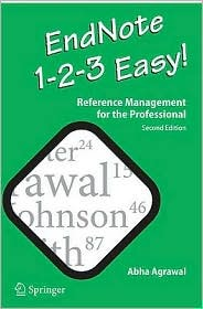 Endnote 1 - 2 - 3 Easy! by Abha Agrawal