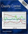 Quality Control [With CDROM]