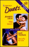 Baby Lessons / Too Lucky for Love (Harlequin Duets, #18)