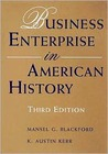 Business Enterprise in American History
