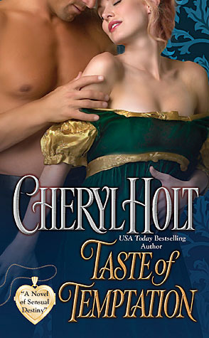 Taste of Temptation by Cheryl Holt