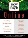 How To Say It Online