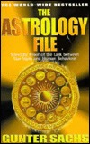 The Astrology File by Gunter Sachs