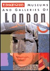Insight Museums and Galleries of London (Insight Guides by Clare Peel