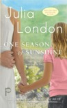 One Season of Sunshine (Cedar Springs, #2)