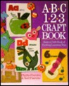 A-B-C 1-2-3 Craft Book: Make a Cloth Book of Exciting Learning Toys