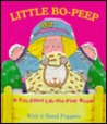 Little Bo-Peep [With 1 Child-Sized Hand Puppet & 1 Grown-Up Size]