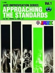 Approaching the Standards, Vol 1: E-Flat, Book & CD