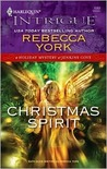Christmas Spirit (A Holiday Mystery at Jenkins Cove) (Harlequin Intrigue #1089)
