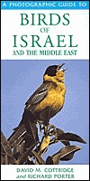 A Photographic Guide to Birds of Israel & the Middle East