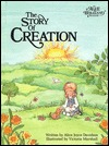 The Story of Creation (An Alice In Bibleland Storybook)