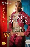 Quade's Babies (The Westmorelands, #14; Forged of Steele, #6)