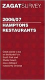 Zagat Survey 2006/07 Hamptons Restaurants Pocket Guide (Zagatsurvey Hamptons Restaurants)