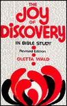 Joy of Discovery in Bible Stud