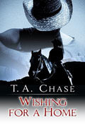 Wishing for a Home by T.A. Chase