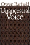 Unancestral Voice