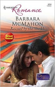 Rescued by the Sheikh by Barbara McMahon