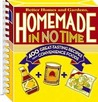Homemade in No Time: 400 Great-Tasting Recipes from Convenience Foods (Better Homes and Gardens)