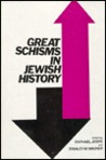 Great Schisms in Jewish History