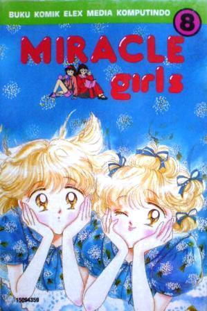 Miracle Girls Vol. 8