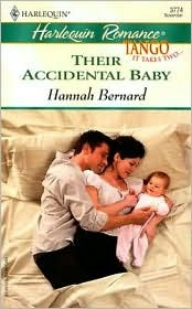 Their Accidental Baby by Hannah Bernard