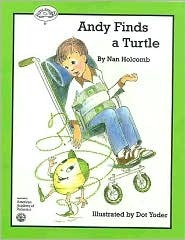 Andy Finds a Turtle