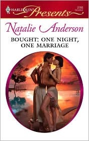 Bought by Natalie Anderson