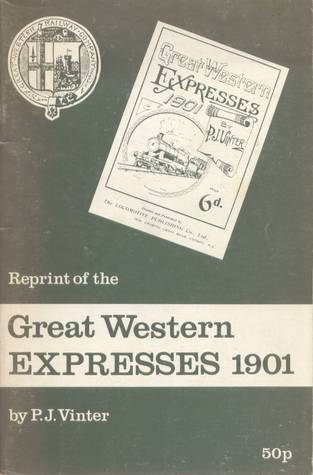 Great Western Expresses 1901