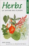 Herbs of Britain and Europe (Michelin Green Guides)