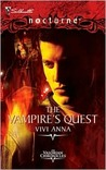 The Vampire's Quest (Valorian Chronicles #4)