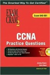 CCNA Practice Questions: Exam 640-801 [With CDROM]