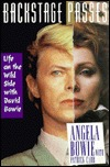 Backstage Passes by Angela Bowie