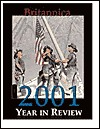 Britannica 2001: The Year In Review (Britannica Year In Review)