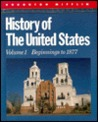 History of the U.S., Vol. 1