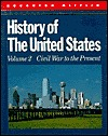 History of the U.S., Vol. 2