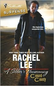 A Soldier's Homecoming by Rachel Lee