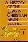 History of the Jews in Christian Spain, 2-volume set