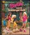 Barbie and the Scavenger Hunt (Little Golden Book)