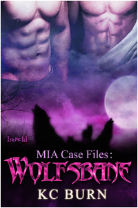 Wolfsbane by K.C. Burn