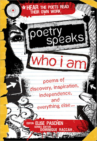 Poetry Speaks Who I Am with CD by Elise Paschen