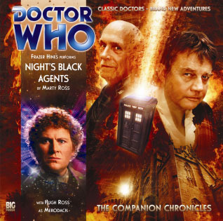 Doctor Who by Marty Ross