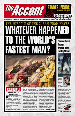 Whatever Happened to the World's Fastest Man?  Volume 1