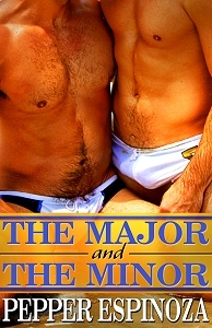 The Major And The Minor by Pepper Espinoza