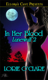 In Her Blood (Lunewulf, #2)