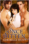 Once Bitten (Spellbound Moon, #1)