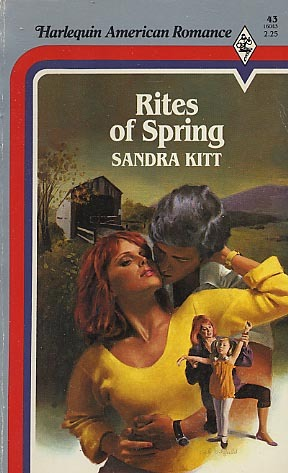 Rites of Spring by Sandra Kitt