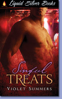 Sinful Treats by Violet Summers